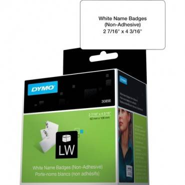 Dymo Non-Adhesive LabelWriter Name Badge Labels (RL/ROLL)