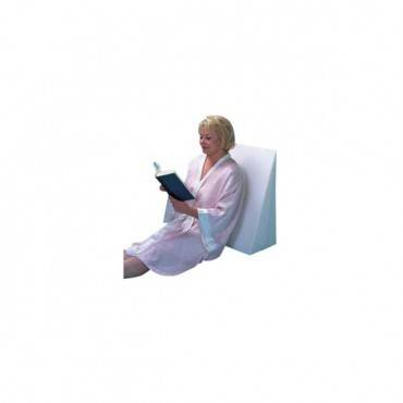 """Cover For Bed Wedge Pillow, 23"""" X 21"""" X 7"""", White Part No. Fw4070cvr (1/ea)"""