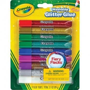 Crayola Washable Glitter Glue (PK/PACKAGE)