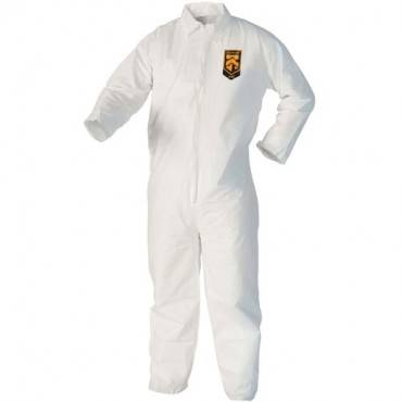 Kimberly-Clark A40 Protection Coveralls (CA/CASE)