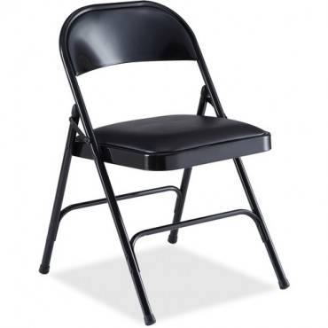 Lorell Padded Seat Folding Chair (CA/CASE)