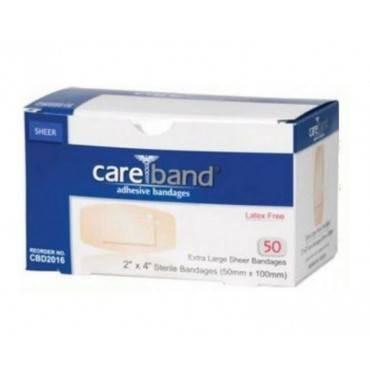 Adhesive Strip Careband