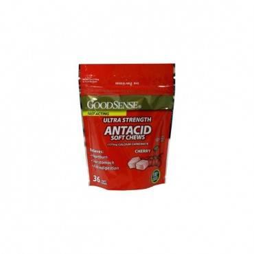 Soft chews antacid (36 count) part no. bs00616 (36/box)