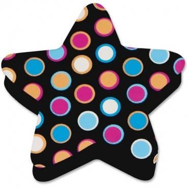 Ashley Color Dot Magnetic Whiteboard Eraser (EA/EACH)