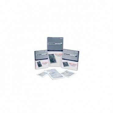 """Actisorb Silver Antimicrobial Dressing 4-1/8"""" X 7-1/2"""" Part No. 190220 (10/package)"""
