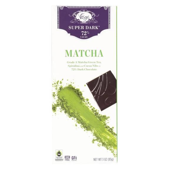 Vosges Haut-chocolat Dark Chocolate Bar - With Spirulina ...