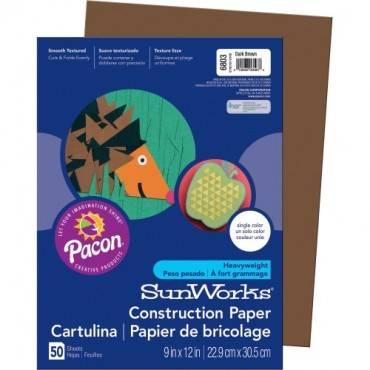 SunWorks Construction Paper (PK/PACKAGE)