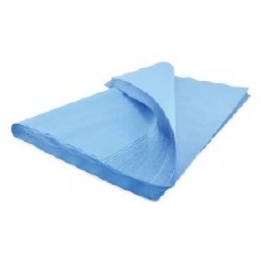 Mckesson Sterilization Wrap Blue 15 X 15 Inch Single Layer Cellulose(100/BX)