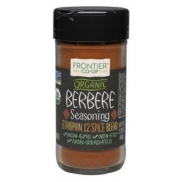 Frontier Herb Berbere Seasoning - Organic - 2.3 Oz