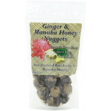 Manuka Nuggets 5+ Ginger