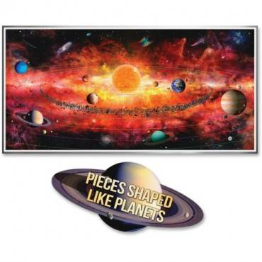 A Broader View 500-piece Solar System Puzzle (BX/BOX)