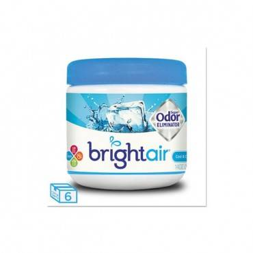 Super Odor Eliminator, Cool And Clean, Blue, 14 Oz, 6/carton