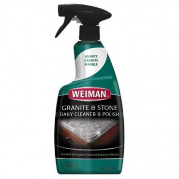 Granite Cleaner And Polish, Citrus Scent, 24 Oz Bottle
