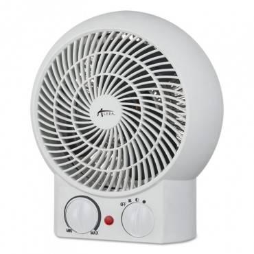 """Heater Fan, 8 1/4"""" X 4 3/8"""" X 9 3/8"""", White"""