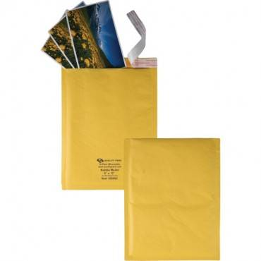 Quality Park Redi-Strip Bubble Mailers with Labels (BX/BOX)