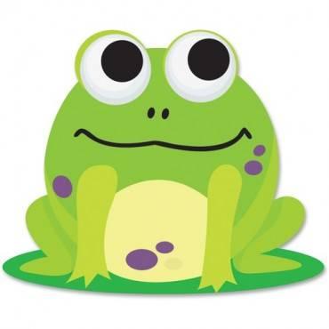Ashley Frog Design Magnetic Whitebrd Eraser (EA/EACH)