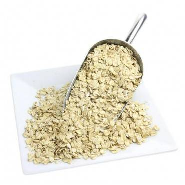 Bulk Grains - Organic Thick Rolled Oats - Case Of 50 - 1 Lb.