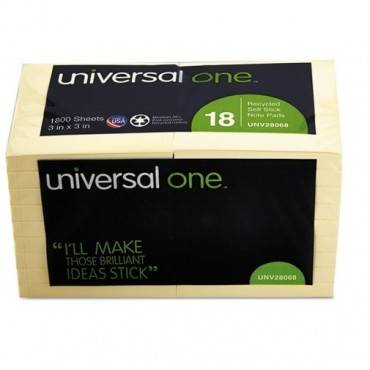 https://www.target.com/p/universal-174-recycled-sticky-notes-3-x-3-yellow-100-sheet-18-pack-28068/-/A-51960617