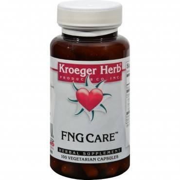 Kroeger Herb Foon Goos - 100 Capsules