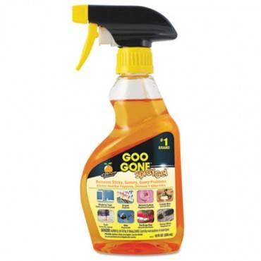 Spray Gel Cleaner, Citrus Scent, 12 Oz Spray Bottle