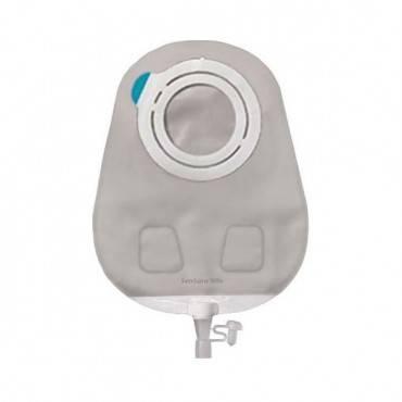 Sensura Mio Flex Urostomy Pouch Red, Maxi, Transparent Part No. 12298 (10/box)