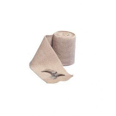 """Curity Non-sterile Elastic Bandage With Removable Clips 4"""" X 5 Yds. Part No. 4424 (1/ea)"""