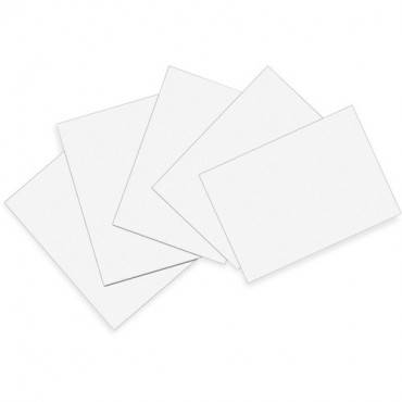 Pacon Unruled Index Cards (PK/PACKAGE)
