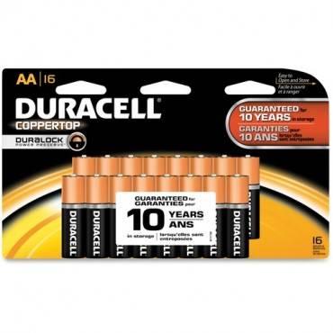 Duracell Coppertop Alkaline AA Battery - MN1500 (EA/EACH)