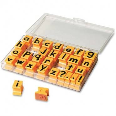 Educational Insights Lowercase Alphabet Stamps (ST/SET)