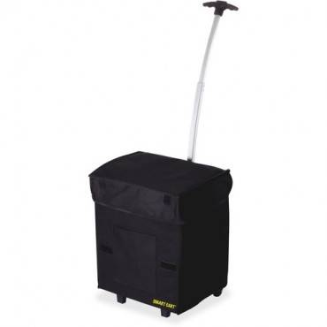 dbest Smart Travel/Luggage Case Grocery, Laundry, File, Gear, Electronic Equipment - Black (EA/EACH)