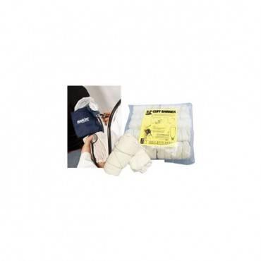Barrier Bp Cuff Sleeve, 42 Cm Part No. 690052 (100/package)