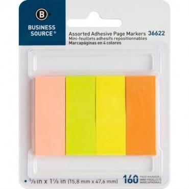 Business Source Removable Page Markers (PK/PACKAGE)