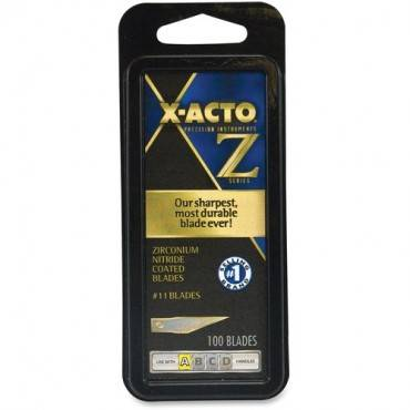 X-Acto Z-Series Knife No.11 Fine Point Blades (BX/BOX)
