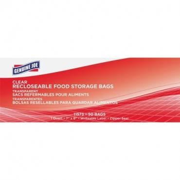 Genuine Joe Food Storage Bags (BX/BOX)