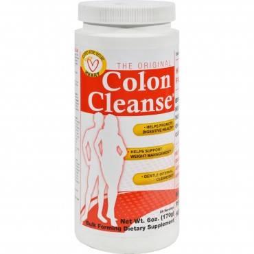 Health Plus - Colon Cleanse - Regular - 6 Oz