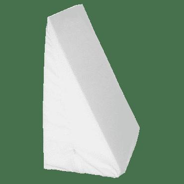 "Foam Slant Wedge W/white Zip Cover, 21"" X 21-1/4"" X 9 Part No. Fw4080 (1/ea)"