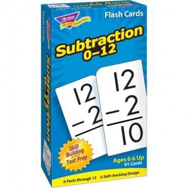 Trend Math Flash Cards (BX/BOX)