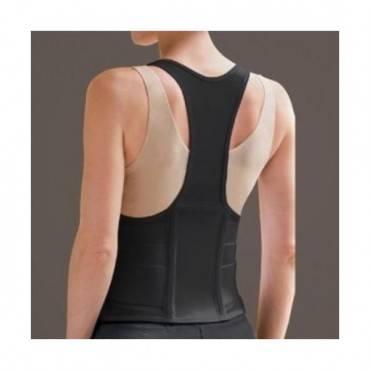 Bsn Medical Fla Ortho Cincher Female Back Support X-large Black Part No.2000bx