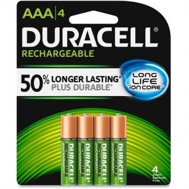 Duracell Ion Core Rechargeable AAA Batteries (EA/EACH)
