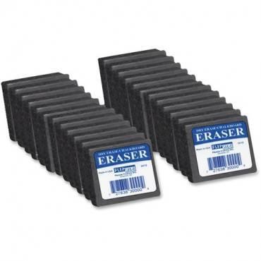 Flipside Dry Erase/Chalkboard Eraser (PK/PACKAGE)