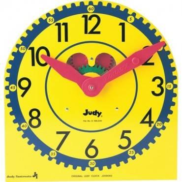 Carson-Dellosa Original Judy Clock (EA/EACH)