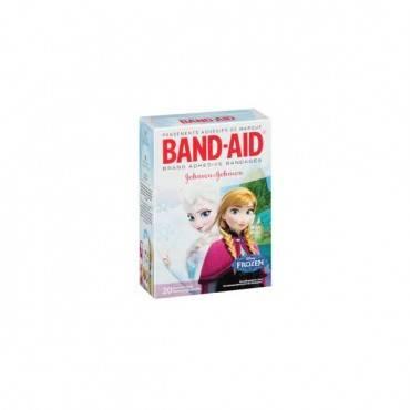 Band-aid Decorative Disney Frozen Assorted  Part No. 111631700 (20/box)