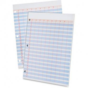 Ampad Heavyweight 3-Hole Punched Data Pads (EA/EACH)