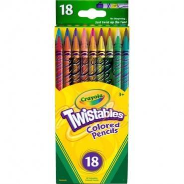Crayola Twistables Colored Pencils (ST/SET)