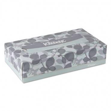 Naturals Facial Tissue, 2-ply, White, 125 Sheets/box