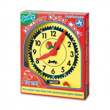 Judy Instructo Judy Discovery Digital Clock (EA/EACH)