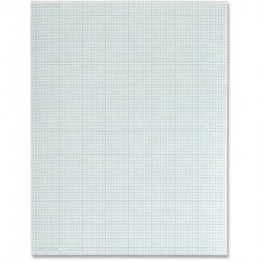 TOPS Quad Ruling Cross Section Pad - Letter (EA/EACH)