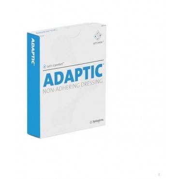 "Adaptic Touch Non-adhering Dressing 8"" X 12-3/4"" Part No. 500504 (5/box)"