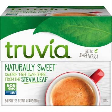 Truvia Cargill All Natural Sweetener Packets (BX/BOX)