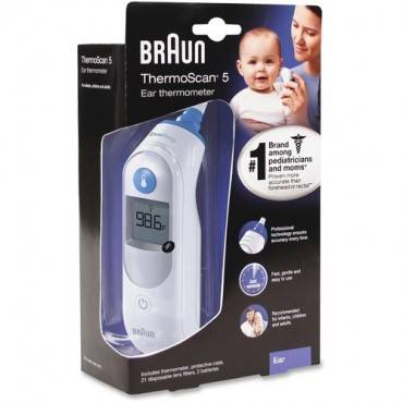 Braun Honeywell ThermoScan 5 Ear Thermometer (EA/EACH)